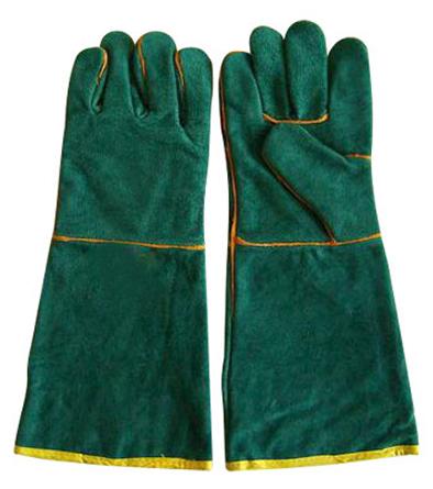 Welding-Gloves-Green-Elbow